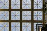 A 'real' glass ceiling