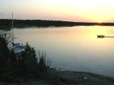 Solnedgång Enegatan