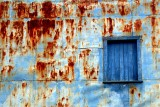 Corrosion.