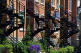 Montreal Stairs.