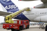 Airbus A380 arrives @ Schiphol Airport 2010-07-15