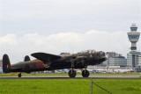 Lancaster visits Schiphol 2012-05-05