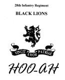 Black Lions, Sir!
