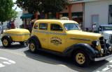 Long-haul cab