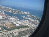 Last view of Fort Lauderdale