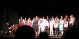 Choir concert at Juda