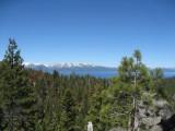 Beautiful view of Lake Tahoe