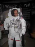 Jake as an Astronaut
