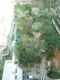 View of the Atrium from the top floor