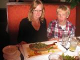 Dinner at Roy's