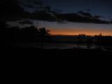 Last sunset in Hawaii