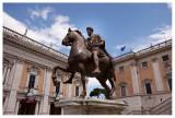 Marcus Aurelius - Piazza Campidoglio