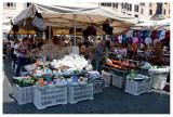 mercato - Campo de'Fiori