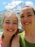 Heidi and Maria in Europe