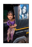 Stars on the rickshaw
