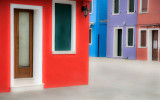 The Colours of Burano.