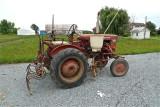 Tracteur farmall 1958 modèle 140