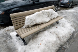 Snow sit in