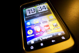 My new HTC Wildfire S