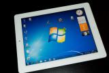 Win 7 on iPad 2 with splashtop app