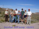 Dutchman - Bluff Springs 1/20/2012