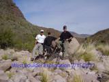 West Boulder Exploration Hike 2/15/2012