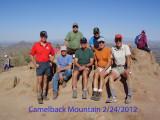 Camelback Mountain 2/24/2012