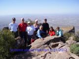 Flat Iron & Summit 2/27/2012
