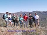 Reavis Ranch Trail 3/2/2012