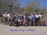 Sunrise Trail 3/9/2012
