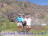 Cave Creek - Skunk Creek 4/16/2012
