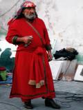 Shemr in Red