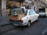 Overloaded Paykan