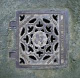 Decorative Manhole