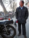 Hot Chai & a Waiting Man