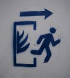 Escaping Satan!