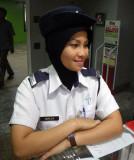 Norliza, the KLCC Officer