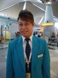 Wan, the Flight Attendant