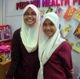 Young & Beautiful Muslimah