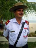 Dharma, the Security Guard