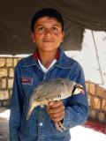 Ahmad, the Bird Hunter