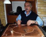 Ahmad Finastian, the Artist
