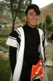 Smiling Ashayeri Teen