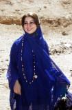 Cute Girl in Ashayeri Dress