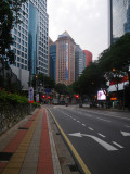 Quiet Jalan Raja Chulan