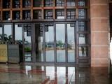 Reflection of Glass Door