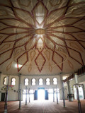 Decorative Ceiling of Floating Mosque