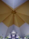 Makam Pahlawan's Ceiling