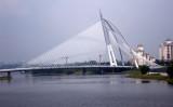 Elegant Putrajaya Bridge