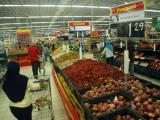 Tesco's Grocery Aisle